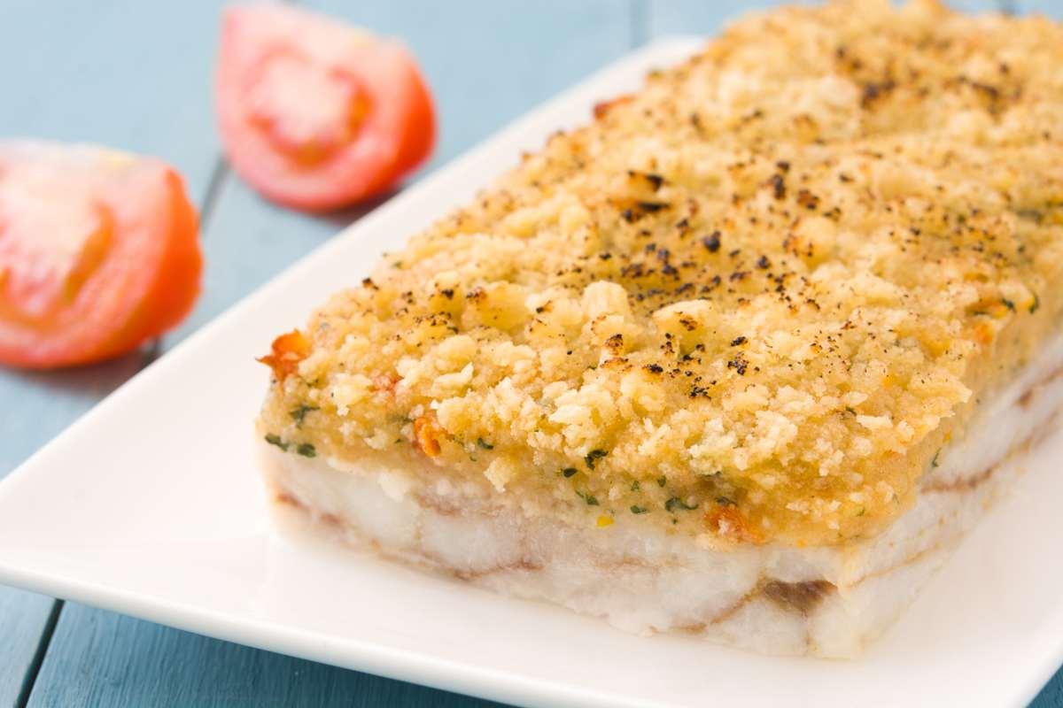 pesce spatola gratinato - ricettasprint.it