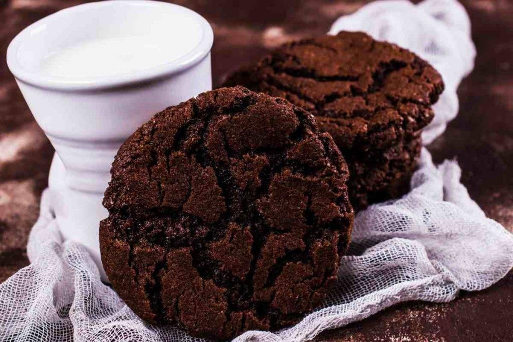 Cookies light al cacao