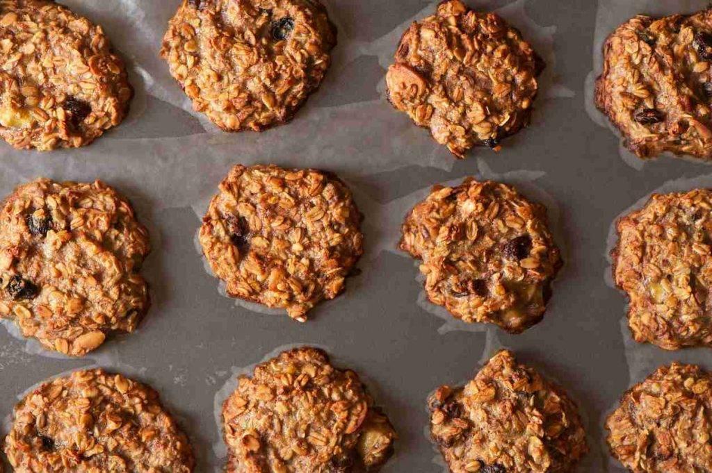 Biscotti con cacao amaro