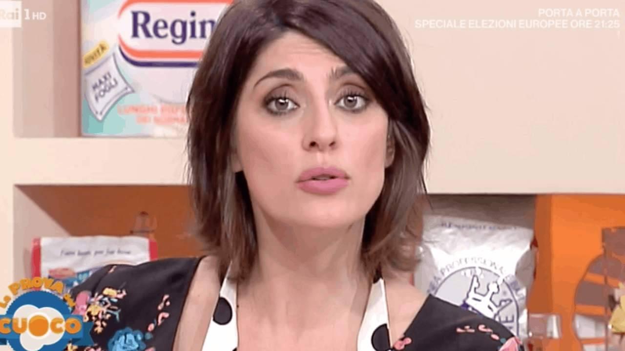 Elisa Isoardi | Morte di Beppe Bigazzi - ricettasprint