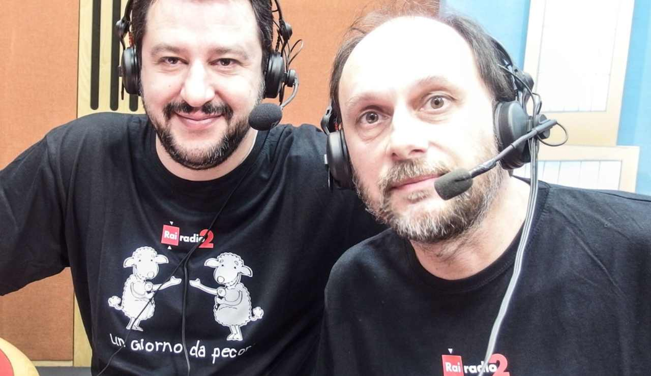 Figuraccia Elisa Isoardi Matteo Salvini - ricettasprint