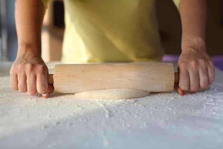 Focaccia istantanea in padella - ricettasprint