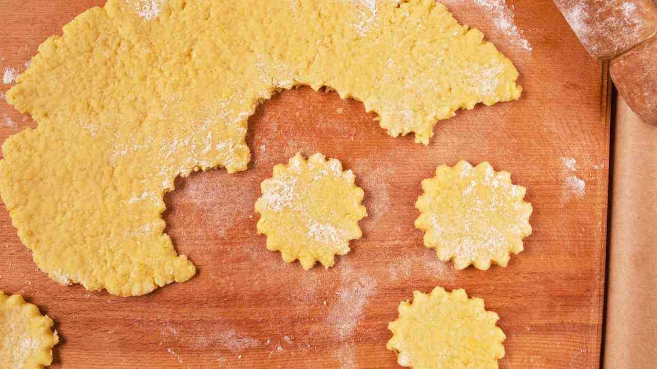 Pasta frolla mandorla e limone - ricettasprint