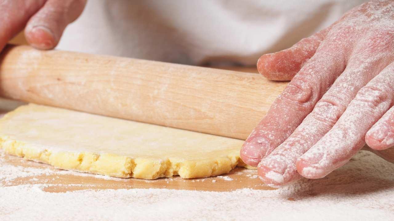Pasta frolla salata - ricettasprint