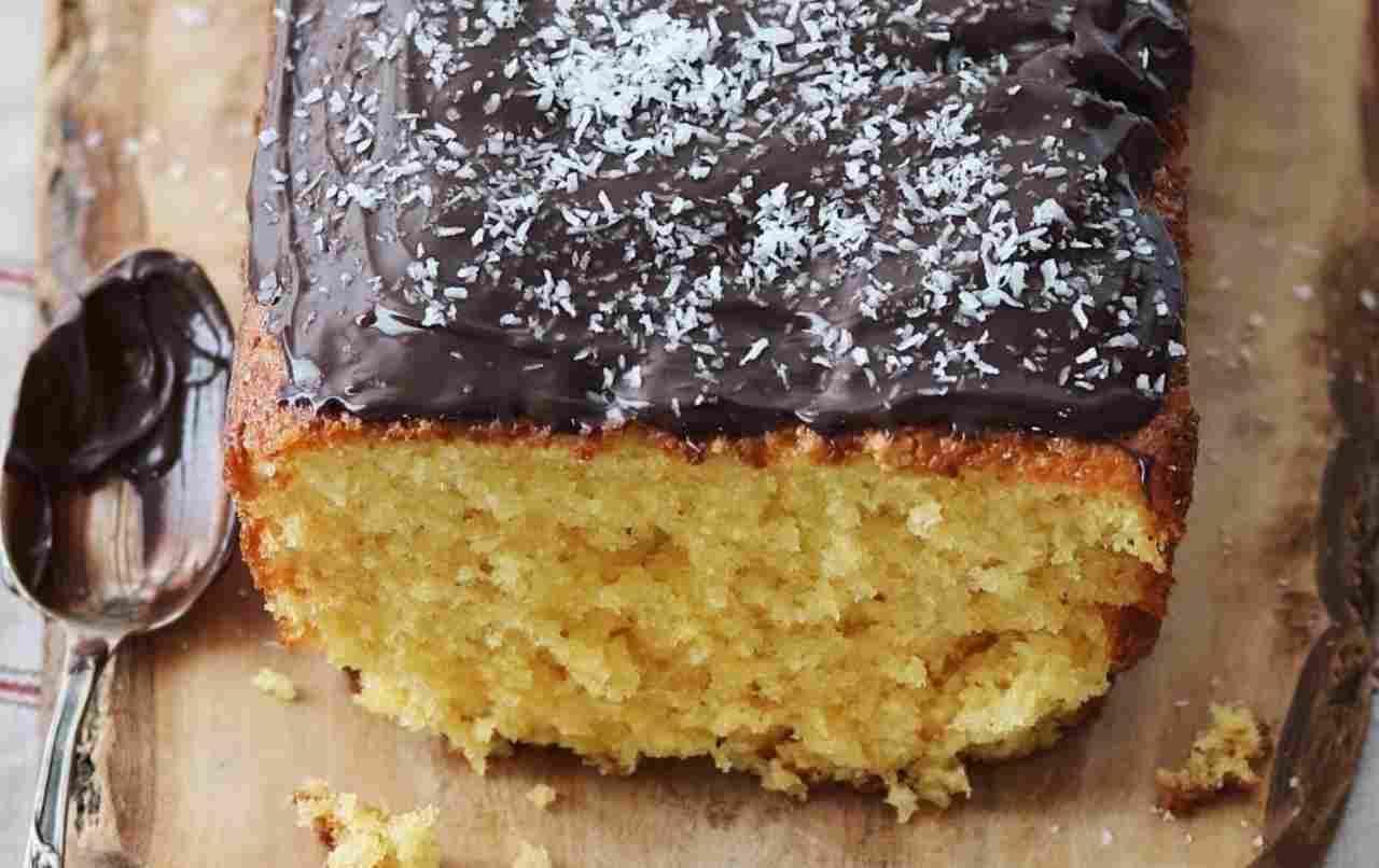 Plumcake Cioccolato e Cocco