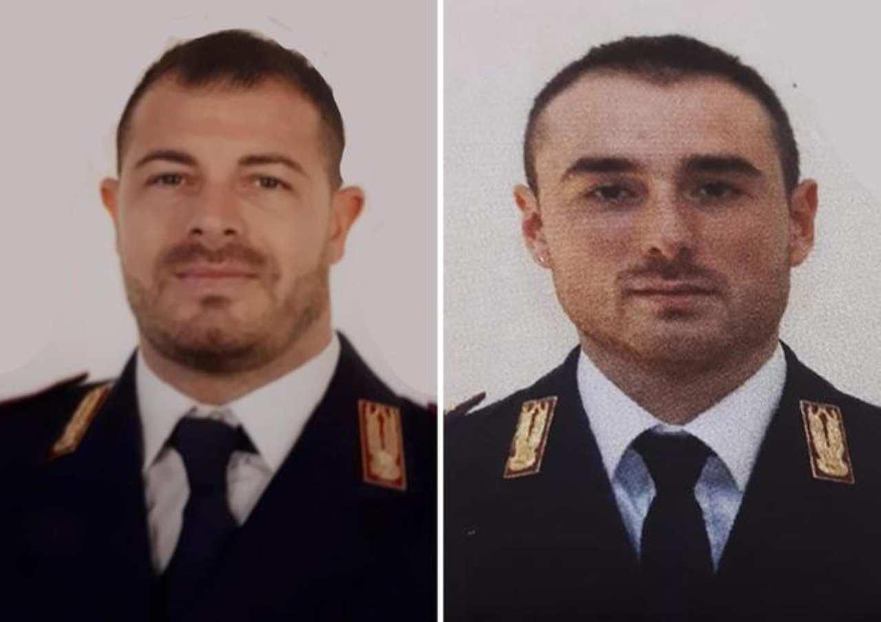 Poliziotti uccisi trieste chef rubio