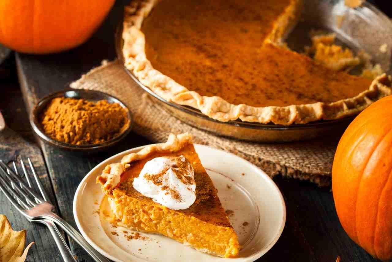 Pumpkin Pie la torta di zucca americana