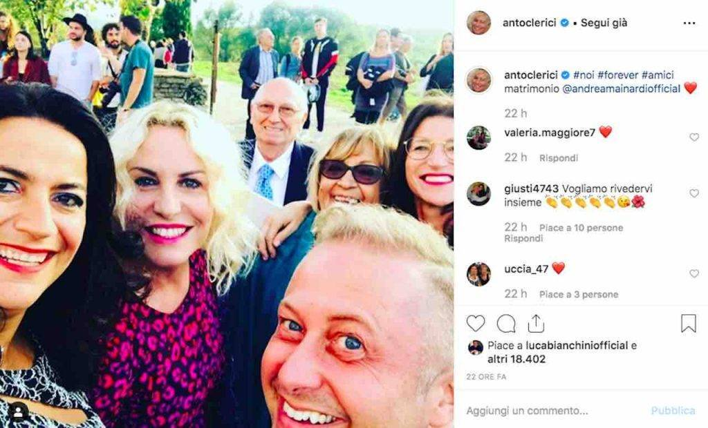 Antonella Clerici Anna Moroni Andrea Mainardi