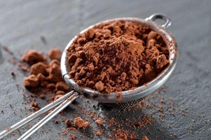 Biscotti bicolori al cacao e vaniglia