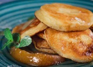 frittelle di mele di Anna Moroni