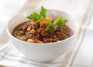 Minestra di lenticchia, ricetta di Anna Moroni