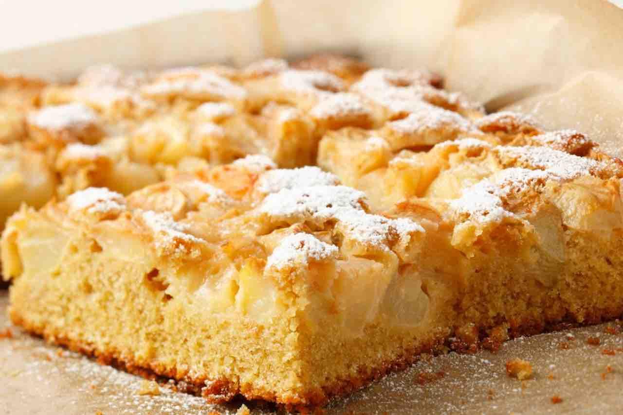 torta di mele al mascarpone di Benedetta Parodi