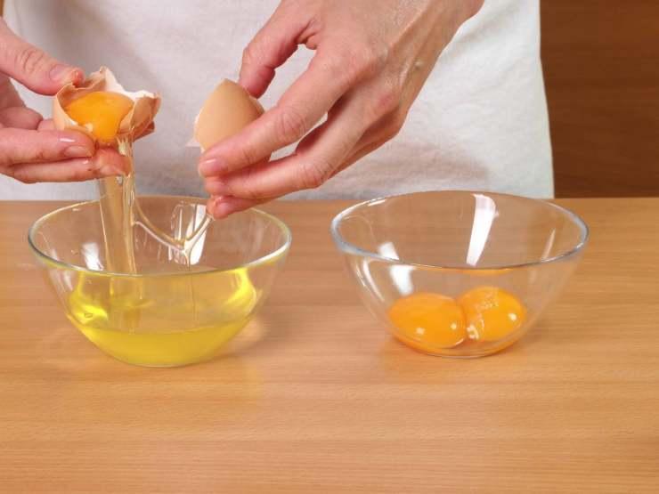 Torta Tenerina con la frutta secca
