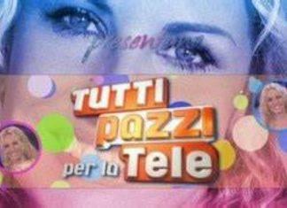 Antonella Clerici ritorna Tutti Pazzi per la Tele - ricettasprint