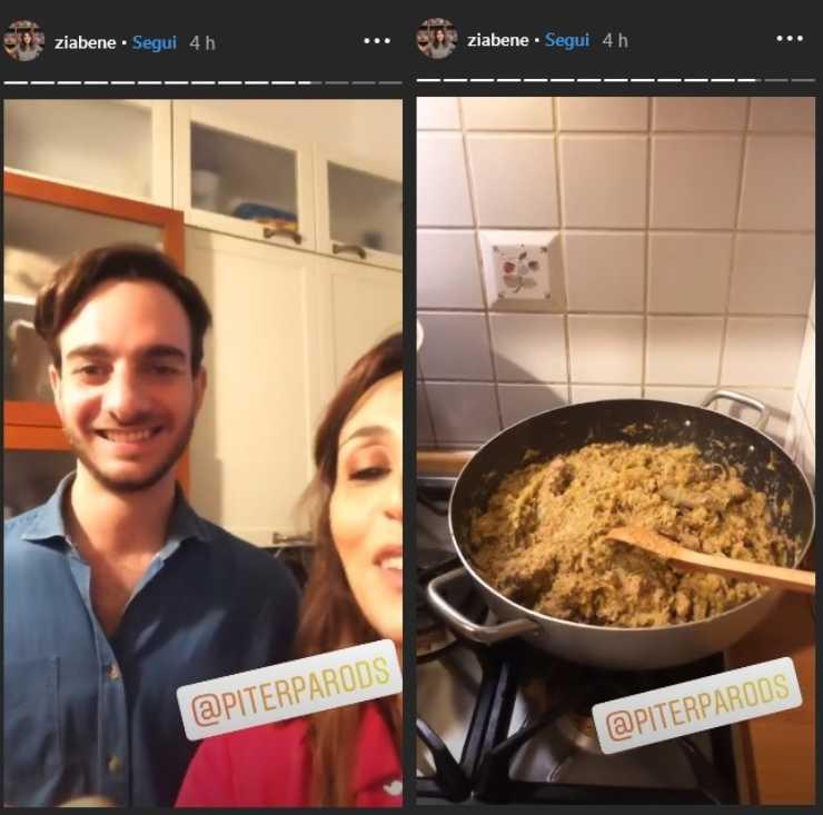 Benedetta Parodi Instagram | Lancia il nipote chef | Ecco le FOTO