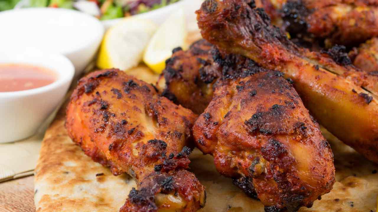 Fusi di pollo piccanti - ricettasprint