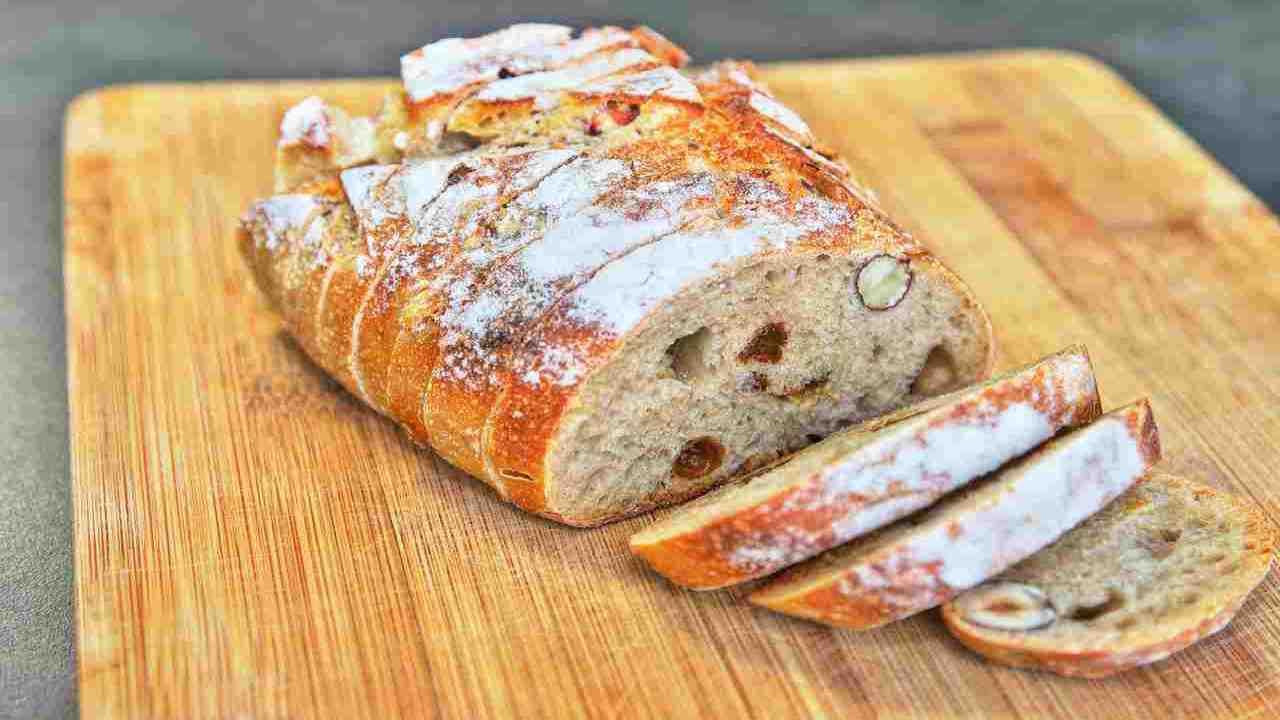 Pan d'autunno fatto in casa