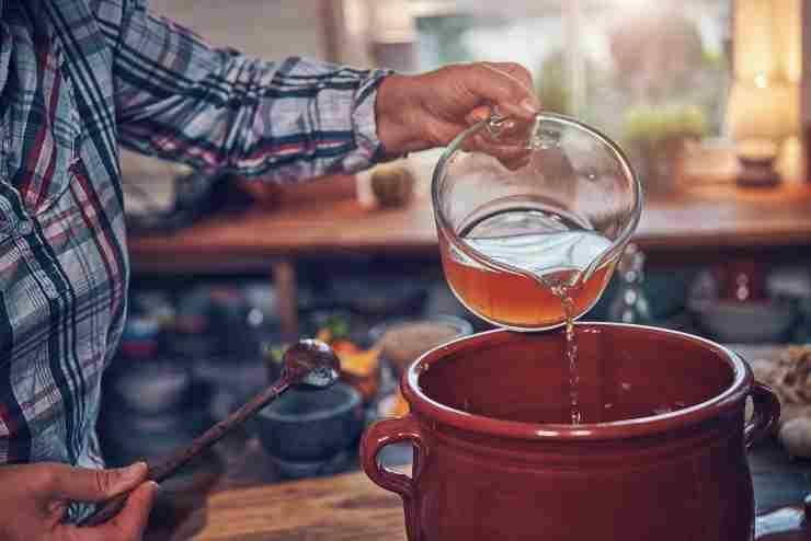 Zuppa di ceci e funghi - ricettasprint