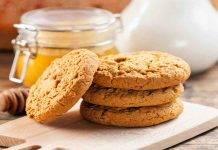 biscotti morbidi al miele
