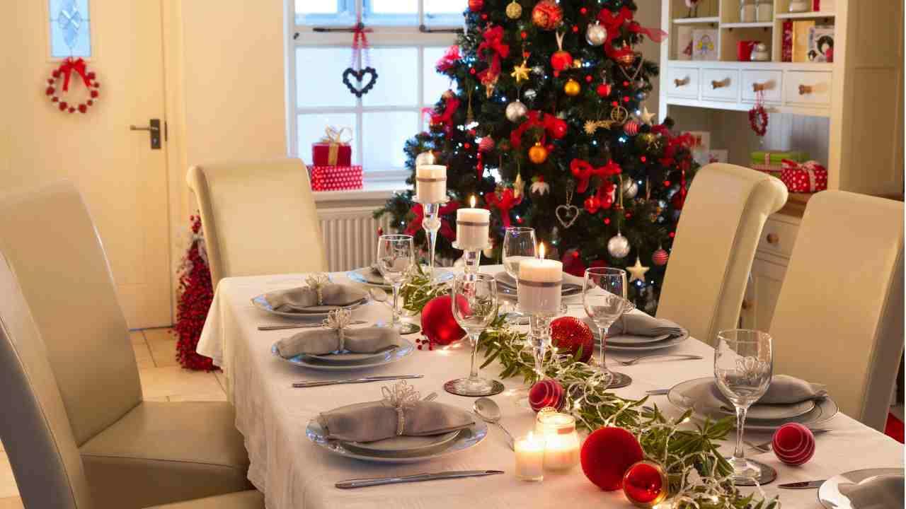 Tavola Per Natale Foto vigilia di natale   tutti i consigli dal menù alla mise en