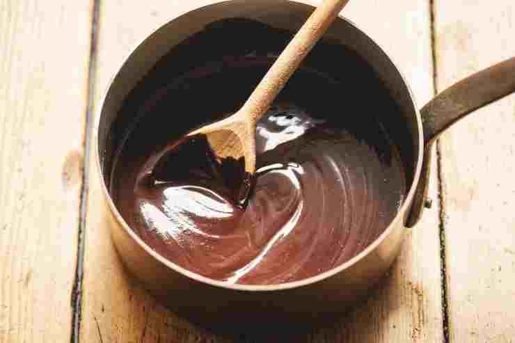 rose del deserto al cioccolato