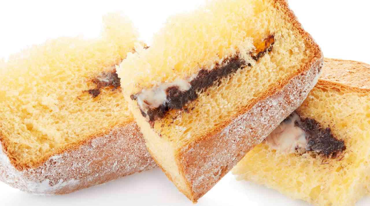 pandoro ripieno al cioccolato - ricettasprint