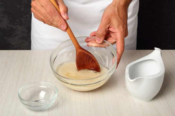 pane di semola a lunga lievitazione - ricettasprint