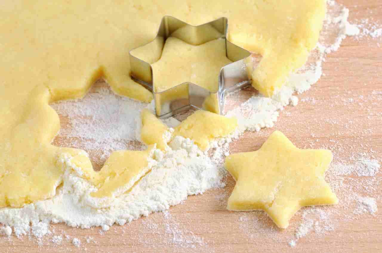 Pasta Frolla Croccante ricetta