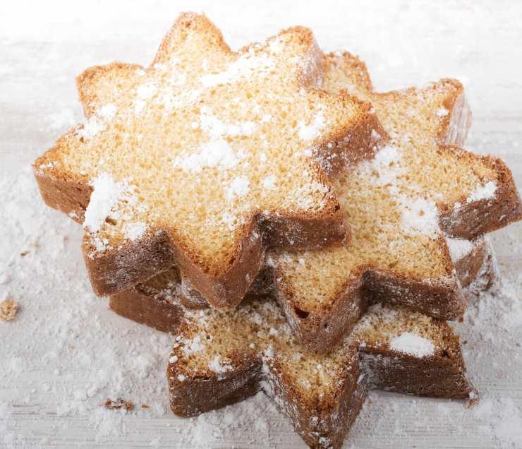 Cannoli di pandoro con Nutella e mascarpone - ricettasprint