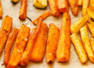 Chips carote