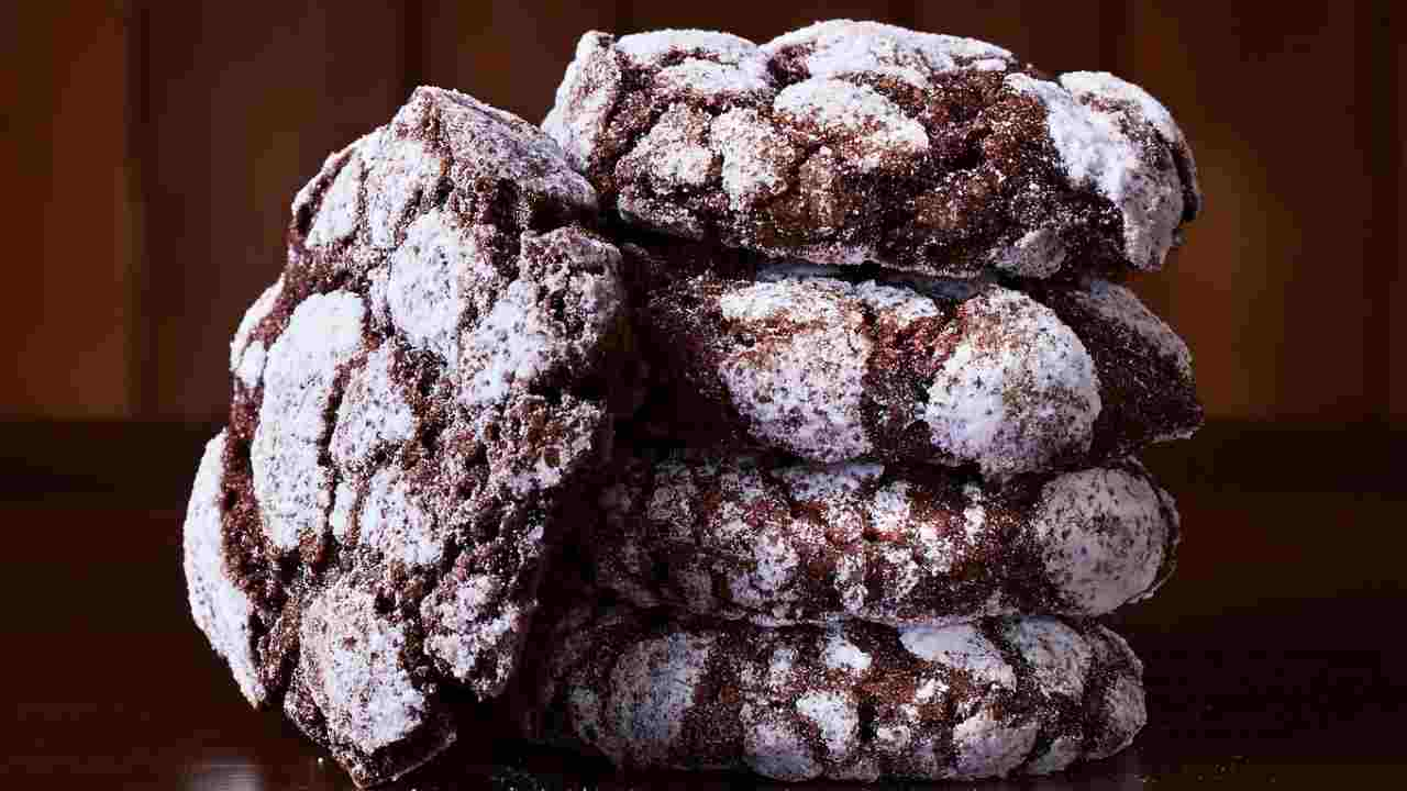 Chocolate meltaways o biscotti inglesi
