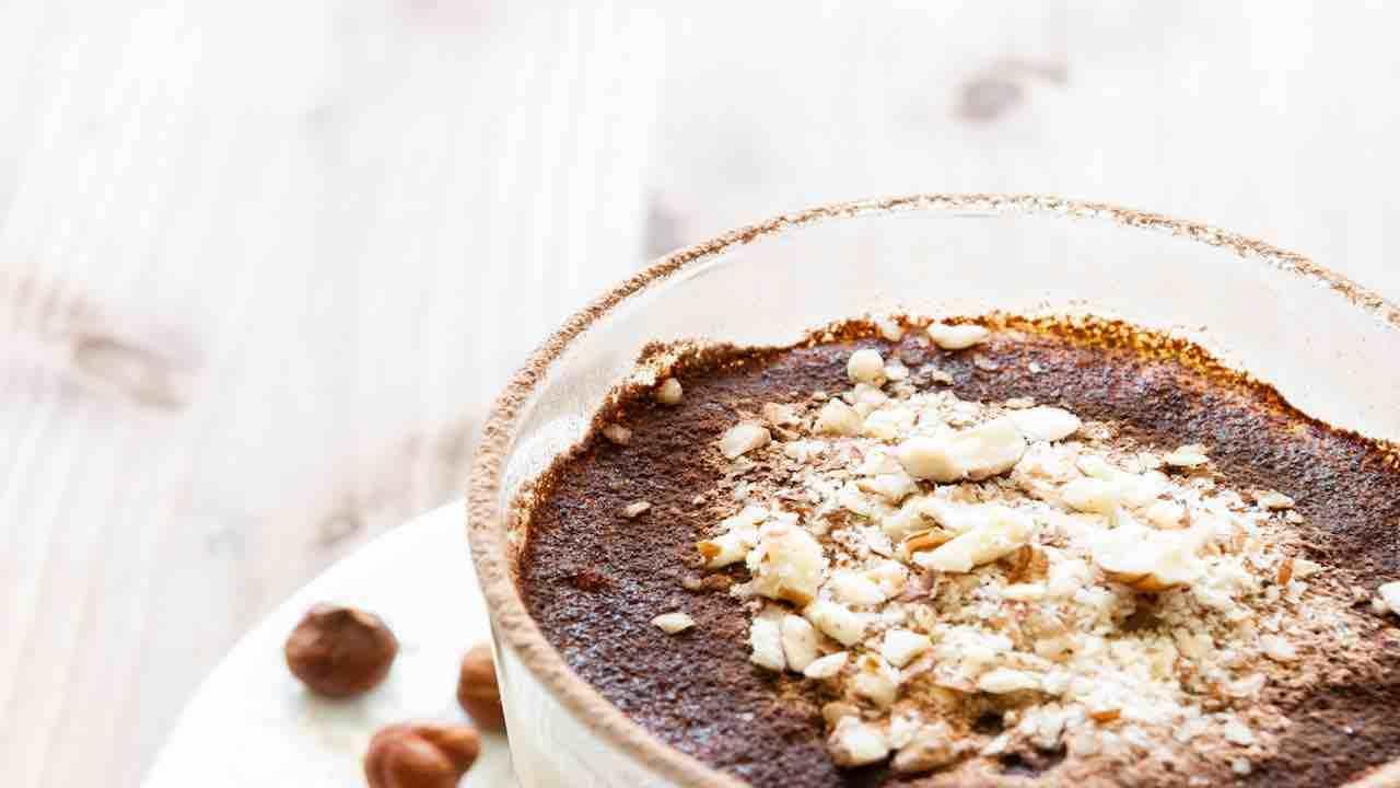 Crema al Mascarpone e Cioccolato bianco con Torroncino
