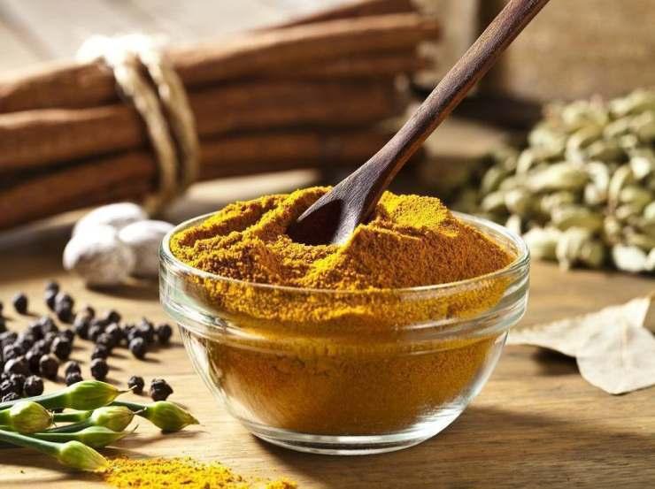 Maionese al curry