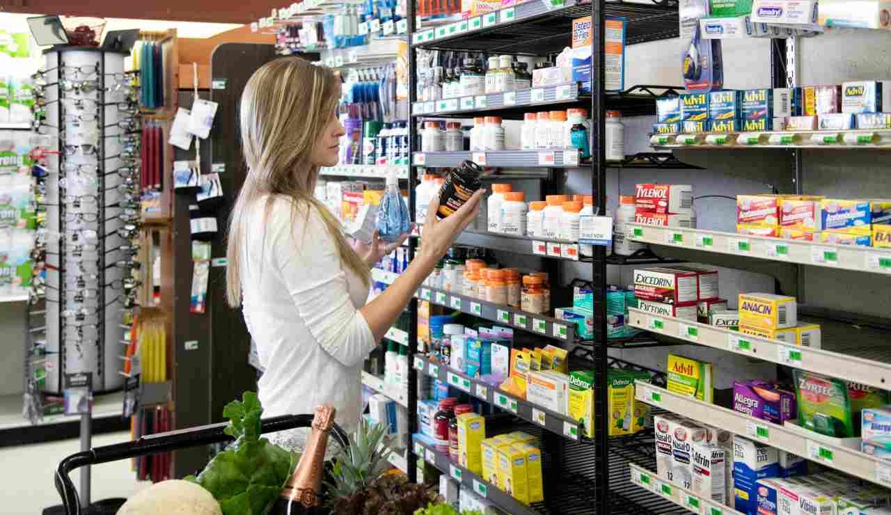 allarme integratori alimentari sequestro - ricettasprint