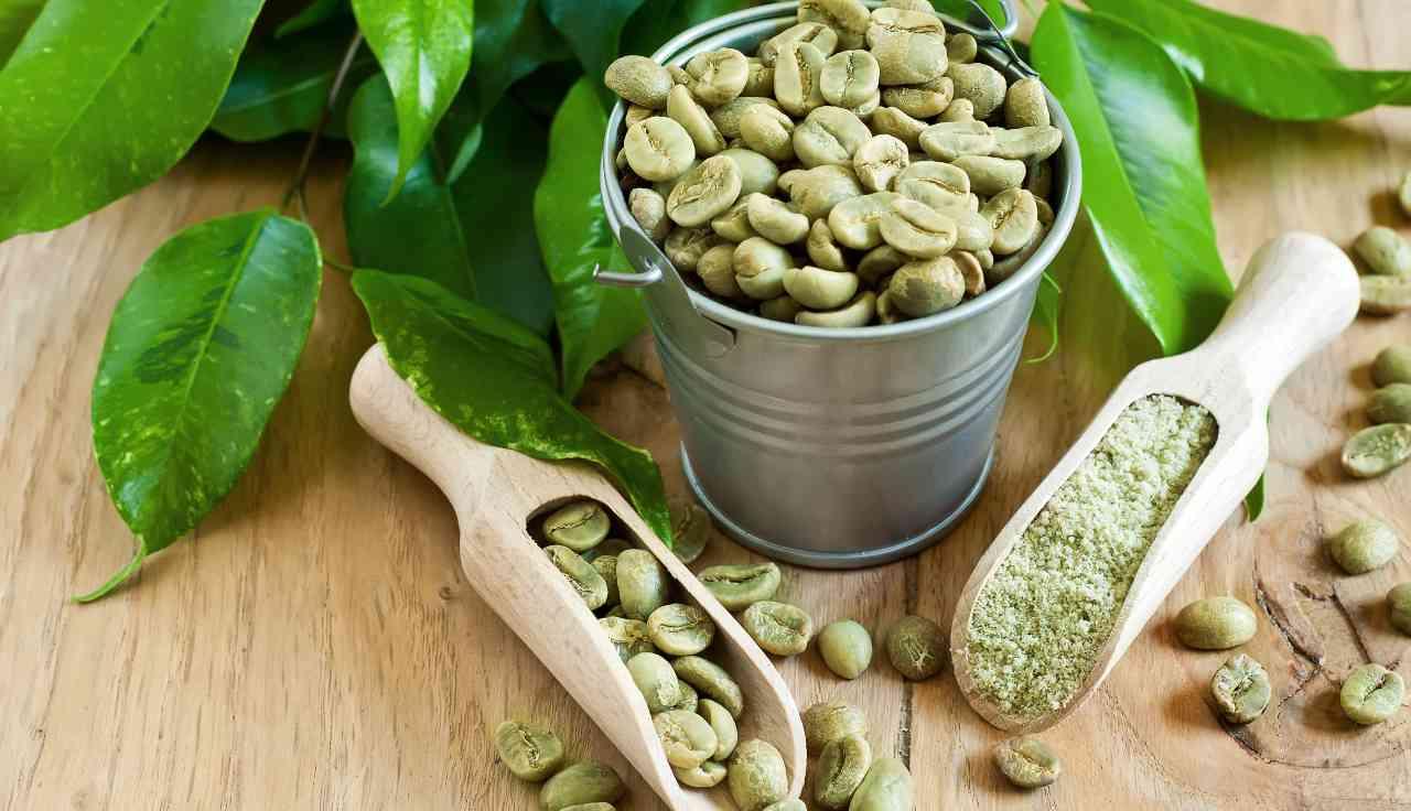 caffè verde effetti dimagranti - ricettasprint