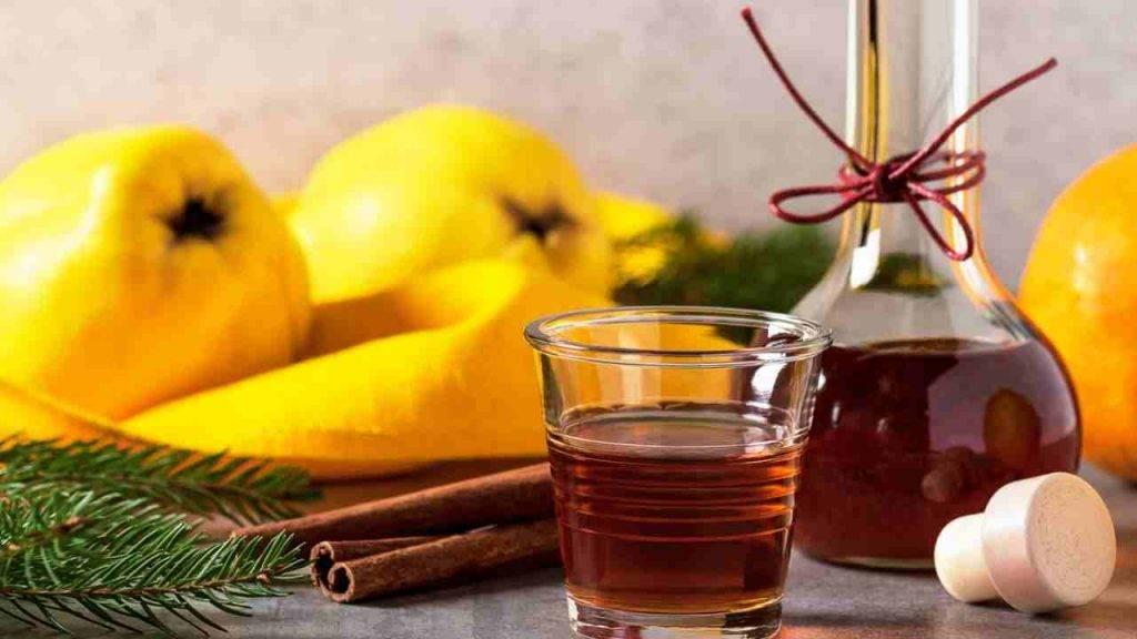 Liquore arancia e cannella