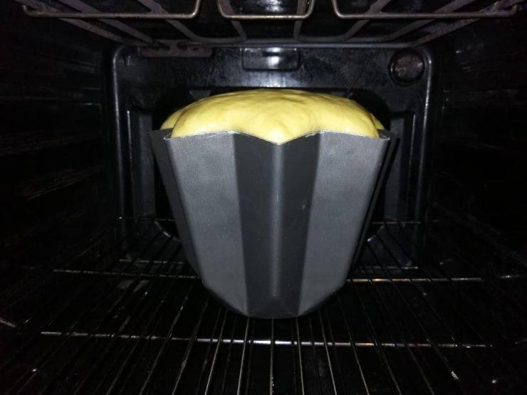 Pandoro fatto in casa FOTO ricettasprint