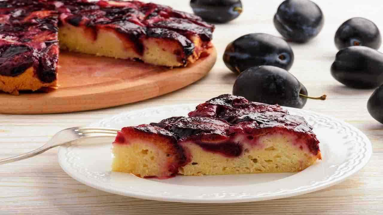 Torta Rovesciata ricetta
