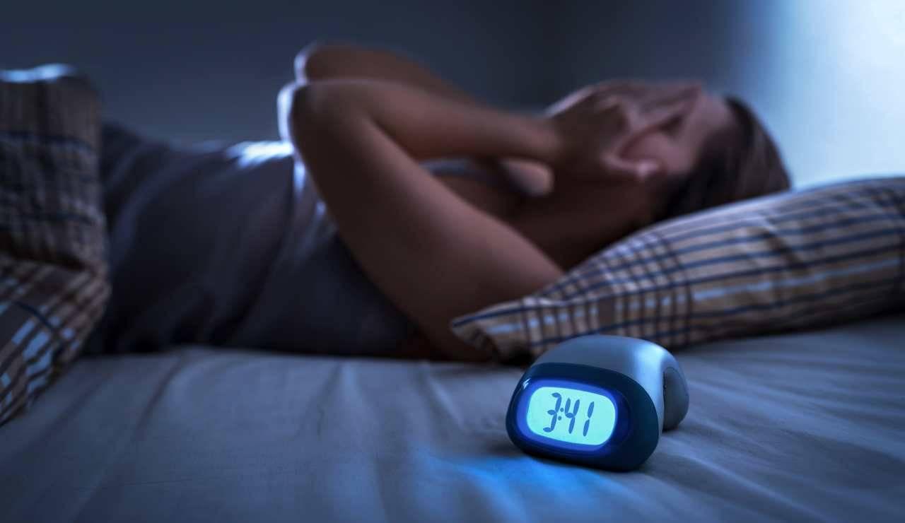 Alimenti nemici del sonno ecco perchè non riesci a dormire - ricettasprint