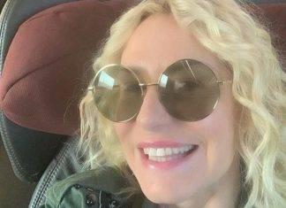 Antonella Clerici vola da sola fan scopre motivo - ricettasprint