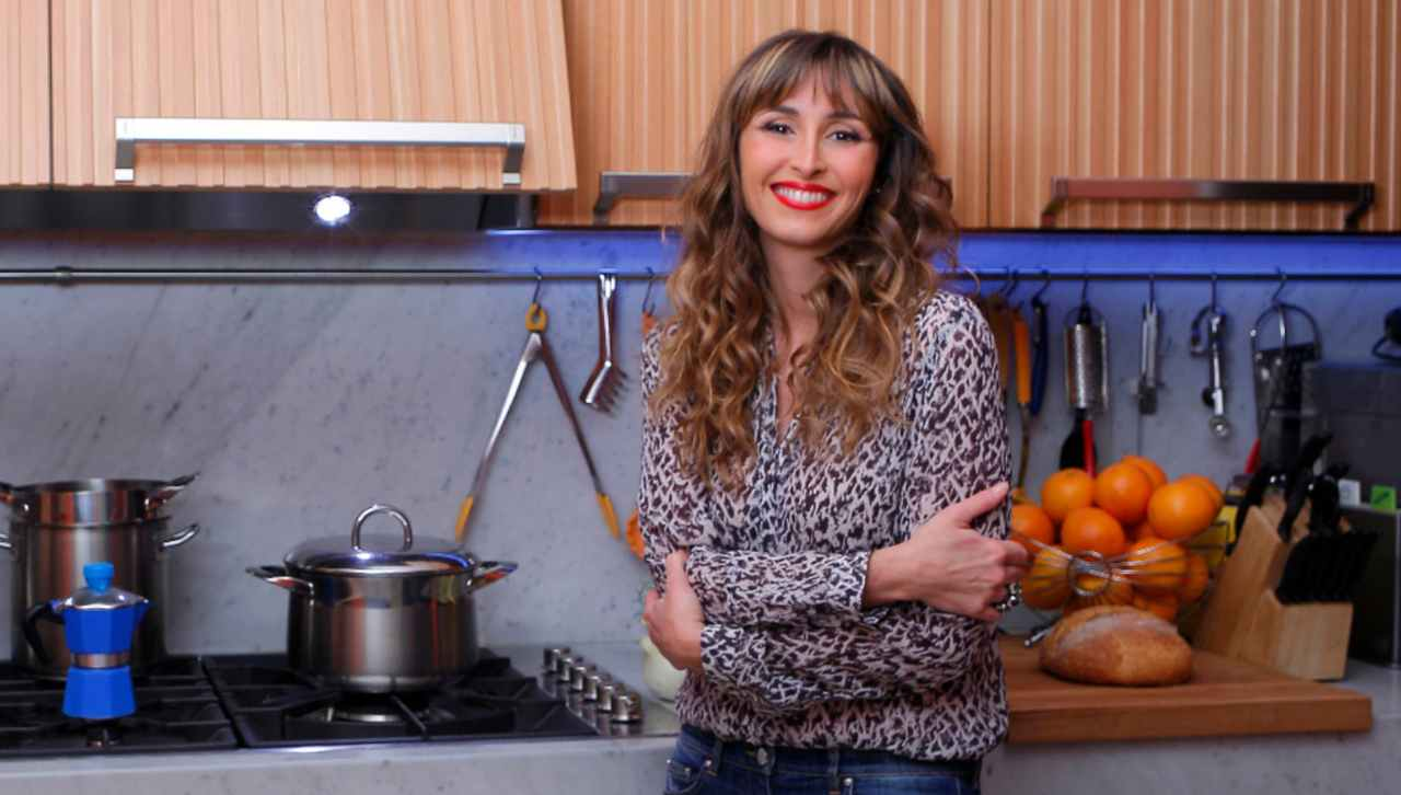Benedetta Parodi ecco chi cucina in casa sua - ricettasprint