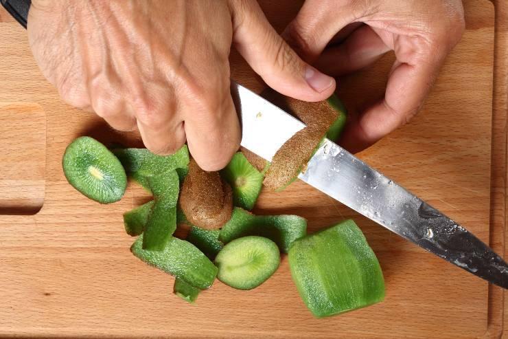 Tortine  con kiwi