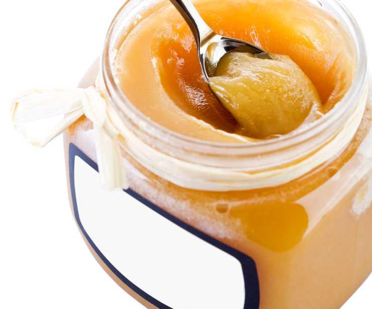 Crema montata al miele - ricettasprint