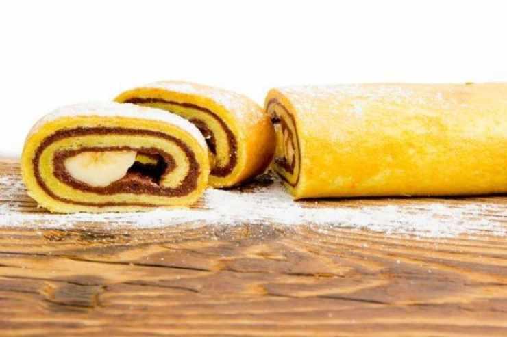Dolci invernali facili con la nutella - ricettasprint