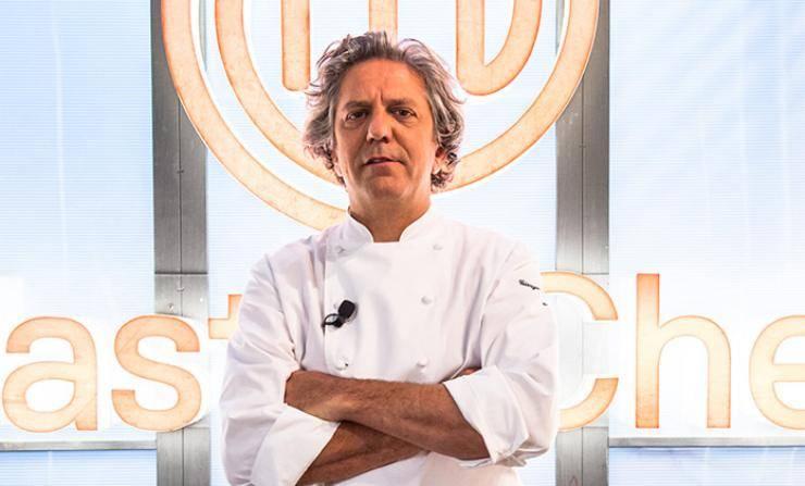 Giorgio Locatelli racconta il dramma di sua figlia - ricettasprint