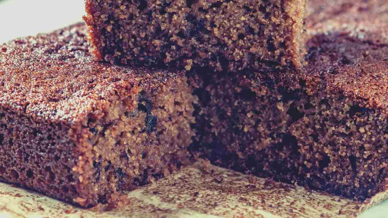 Torta fondente al cioccolato a basso indice glicemico - ricettasprint
