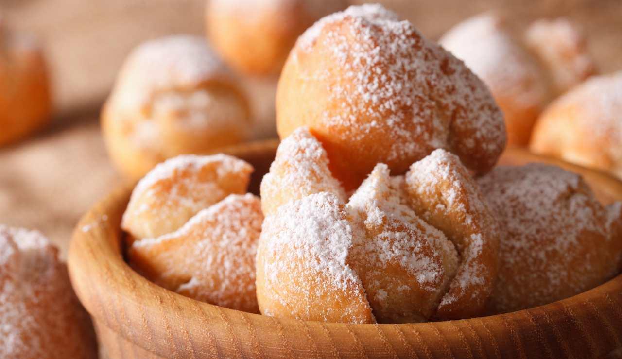 Tortelli dolci fritti - ricettasprint