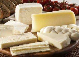 Colesterolo alto formaggi? Si grazie!