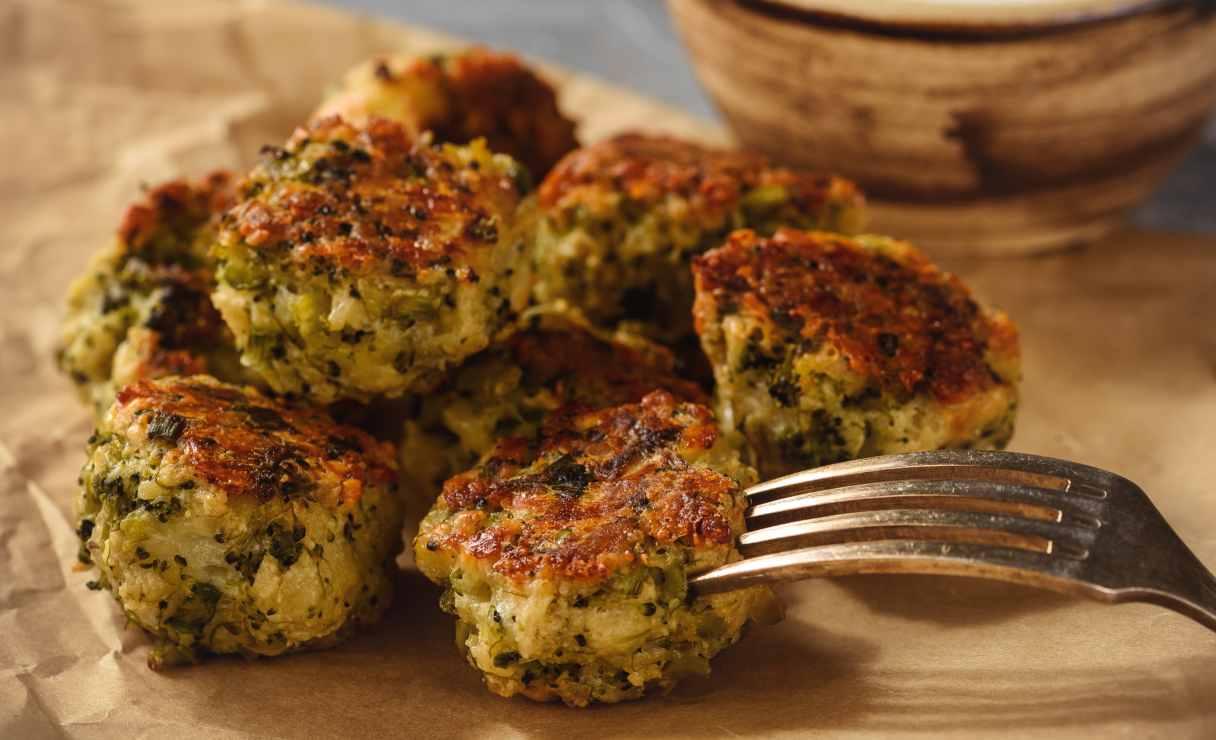 crocchette di broccoli patate e provola - ricettasprint