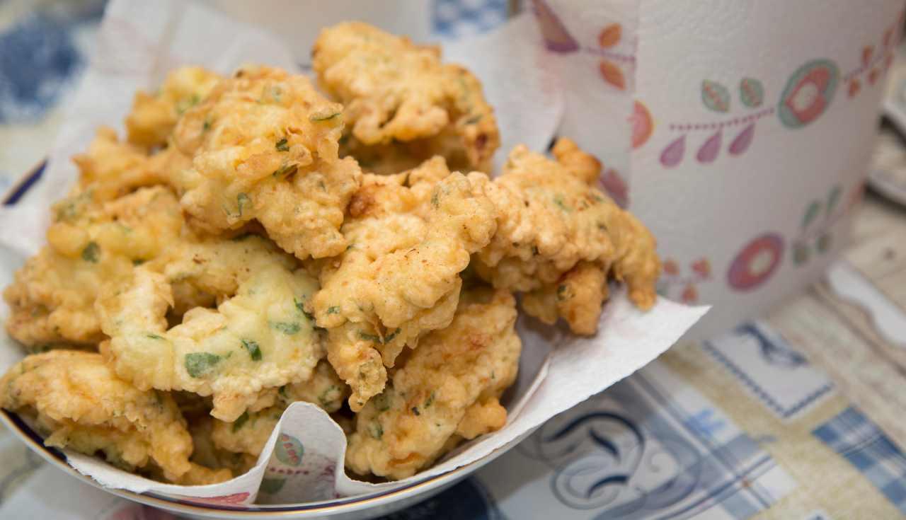 frittelle di broccoli facili - ricettasprint